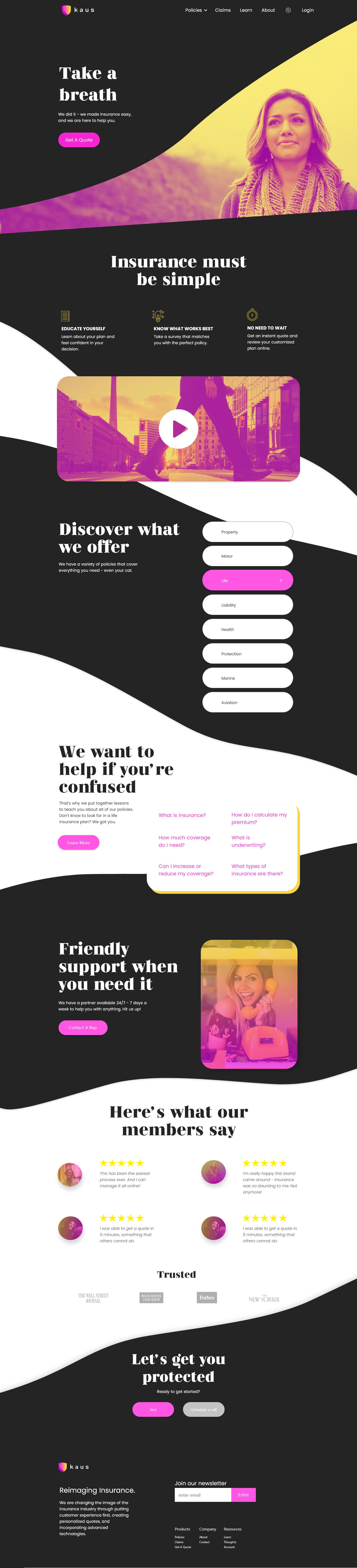 Homepage Web – 1
